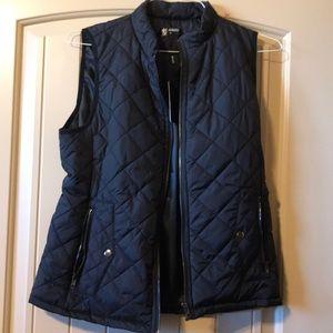 Fuinloth black vest size M
